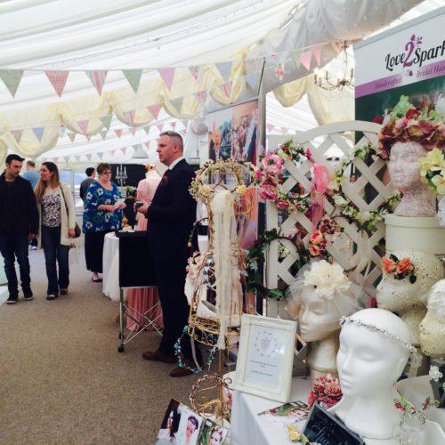 Walk Around The Walled Garden Wedding Fair, Beeston Fields (Video)