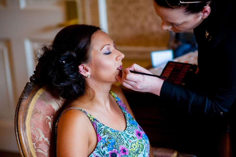 Adele Coxon Wedding Makeup Artist Nottinghamshire