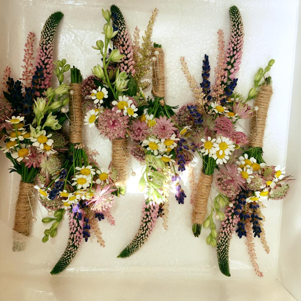 Flowers By Philippa - Wedding Flowers In Leicestershire