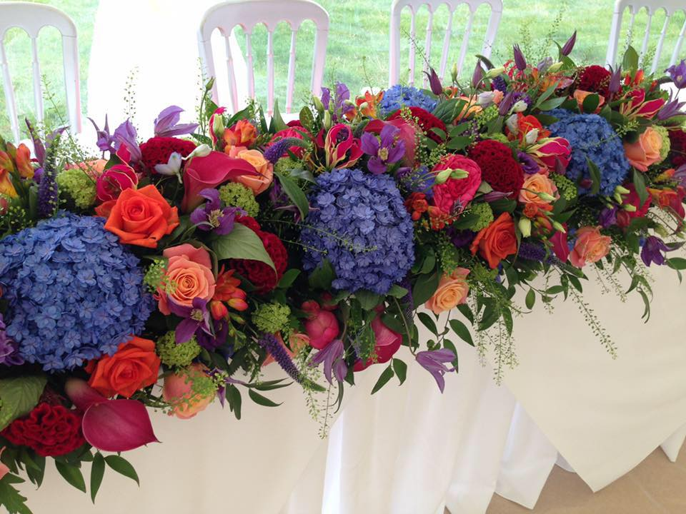 Flowers By Philippa, Wedding Flowers In Leicestershire