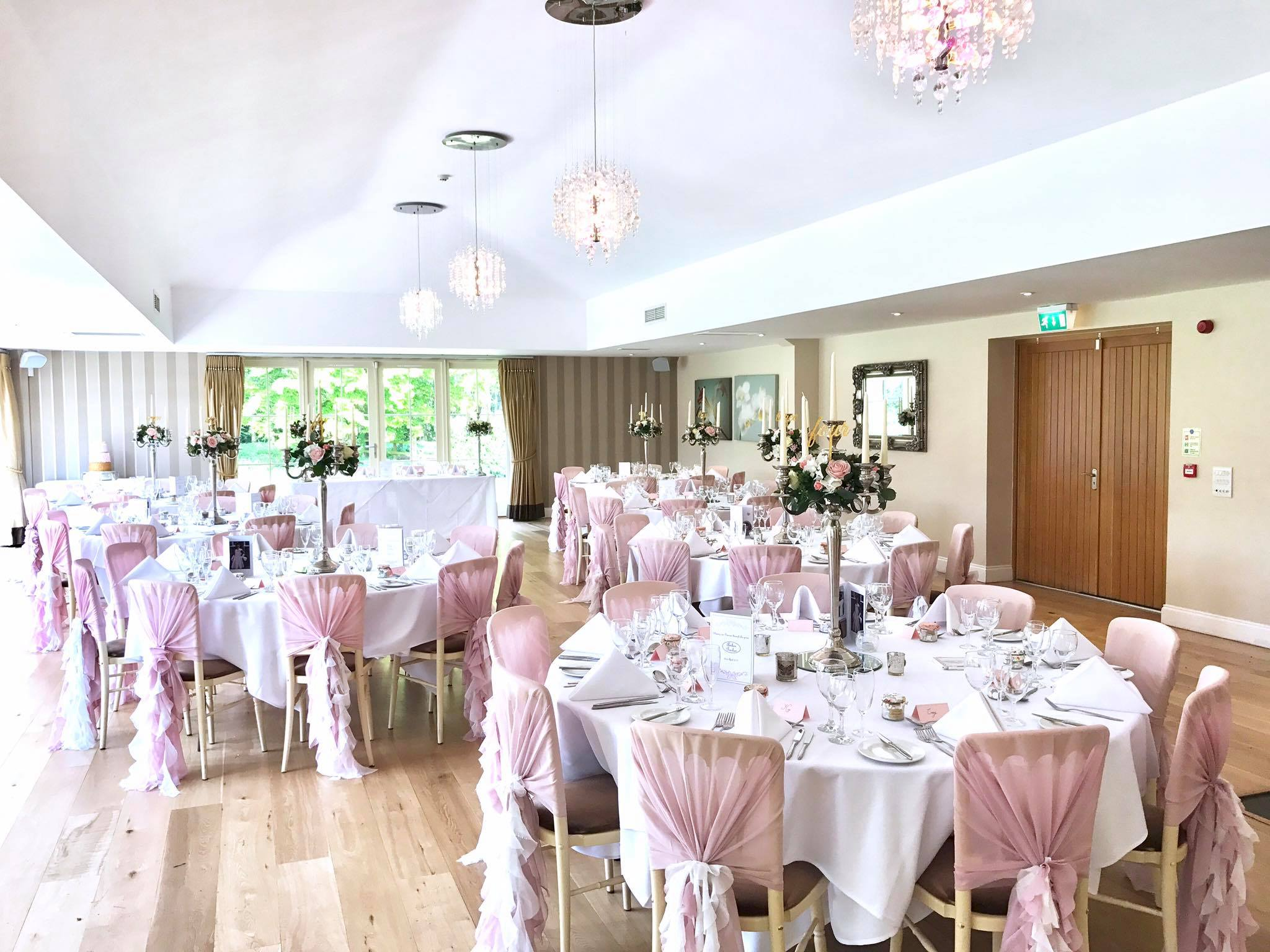 Princess Occasions, Wedding Styling In The East Midlands