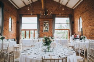 Carriage Hall wedding venue, Plumtree, Nottingham