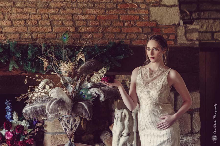 Baroque Couture 2017, Elen Studio Photography