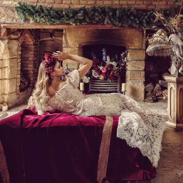 Styled Shoot | Baroque Couture 2017