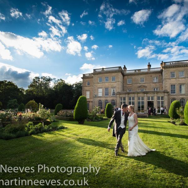 Mary & Ryan's Wedding At Prestwold Hall