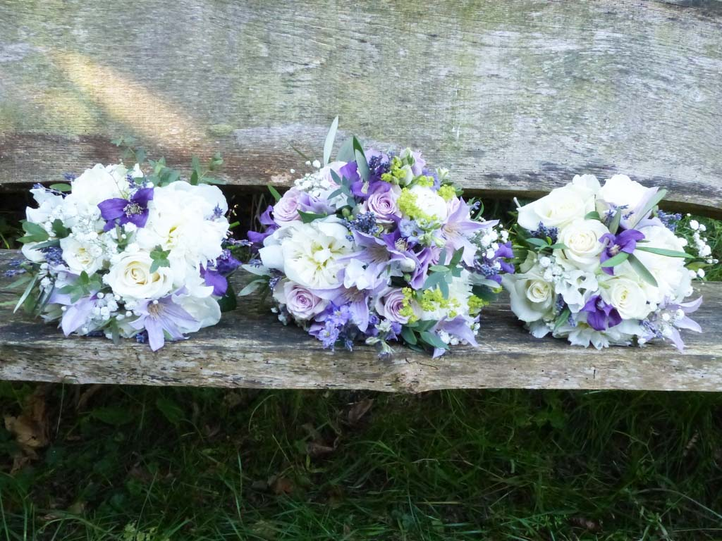 Lavender Wedding Flowers By Julia Dilworth Florals In Leicestershire