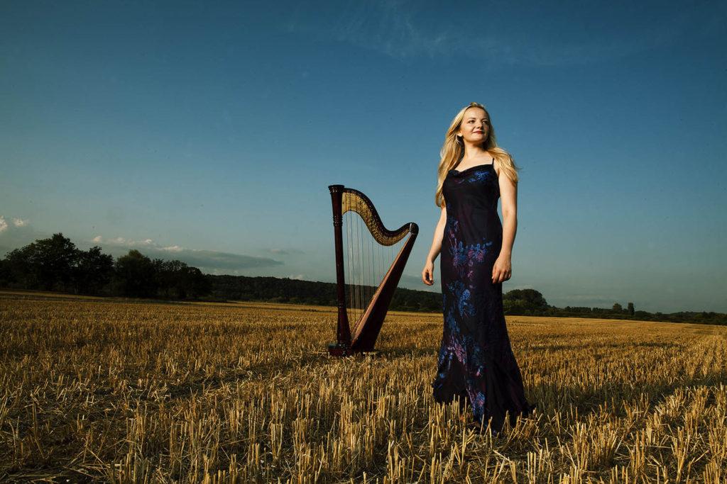 Soraya Vermeulen Wedding Harpist East Midlands