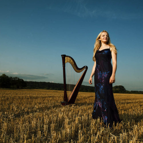 Supplier Spotlight | Harpist Soraya Vermeulen