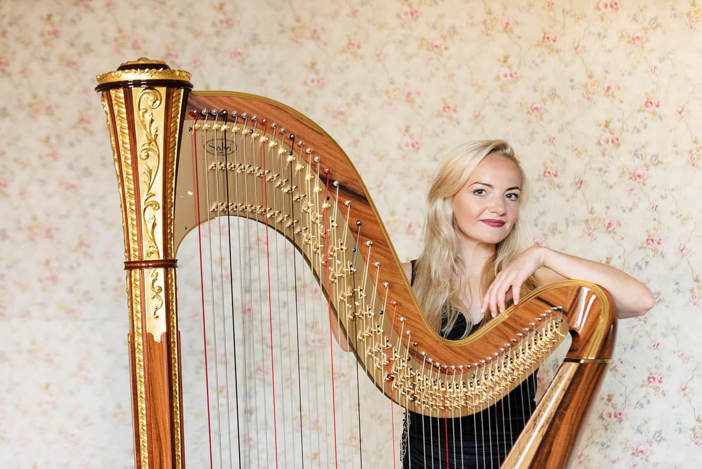 Soraya Vermeulen Wedding Harpist