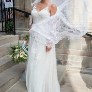 …and The Bride Wore Her Great-grandmother's Wedding Veil