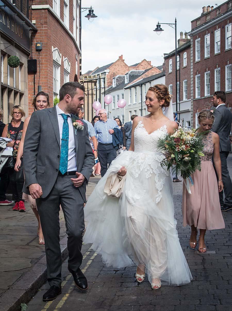 Wedding Dress From Shade Bridal Nottingham