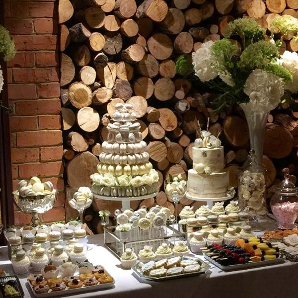 Luxury Dessert Tables Are Raising The Bar For Sweet Wedding Treats