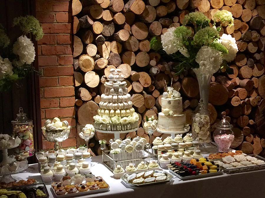 Wedding Dessert Tables By Maison Des Macarons