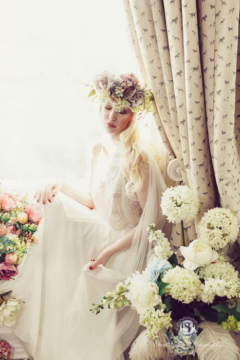 Couture Wedding Dresses By Baroque Couture, Derbyshire