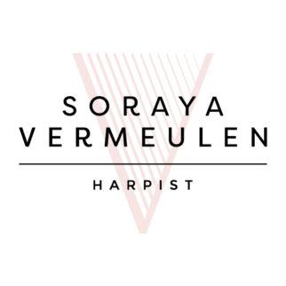 Harpist Soraya Vermeulen