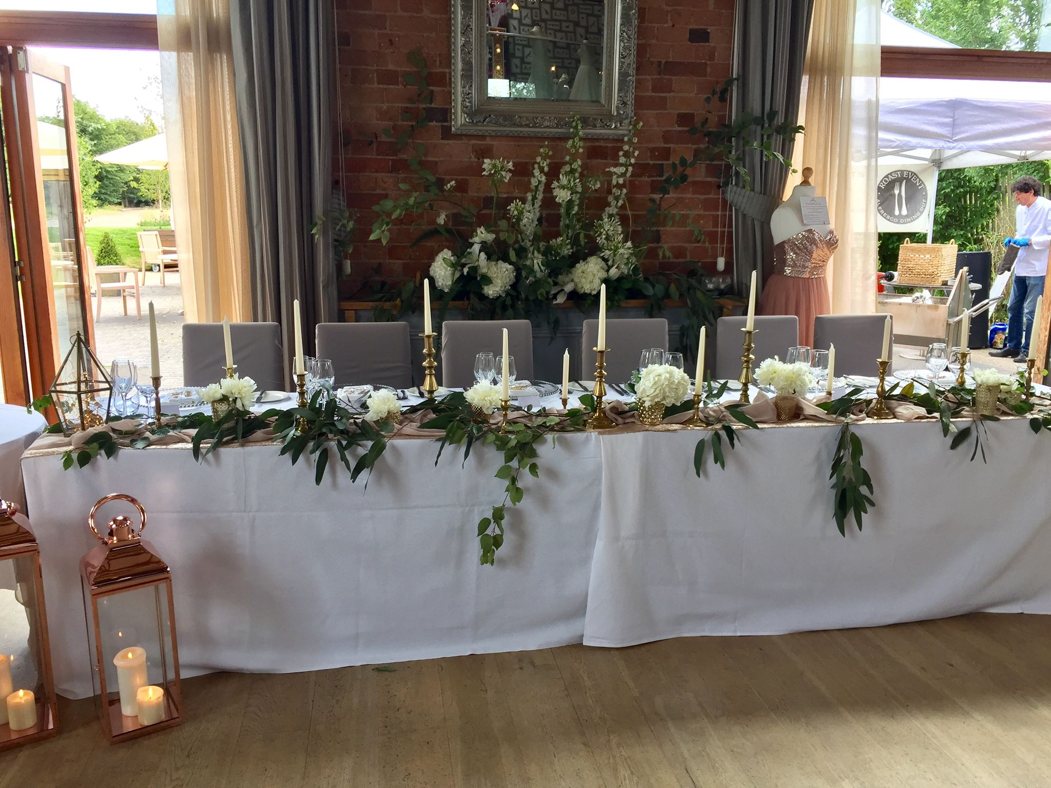 The Carriage Hall Summer Wedding Fair July 2017