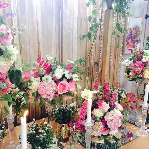 Hiden Floral Design Of Oakham