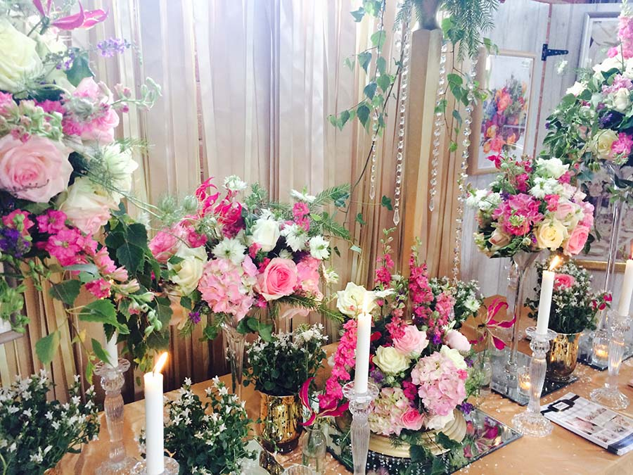 Hiden Floral Design Of Oakham