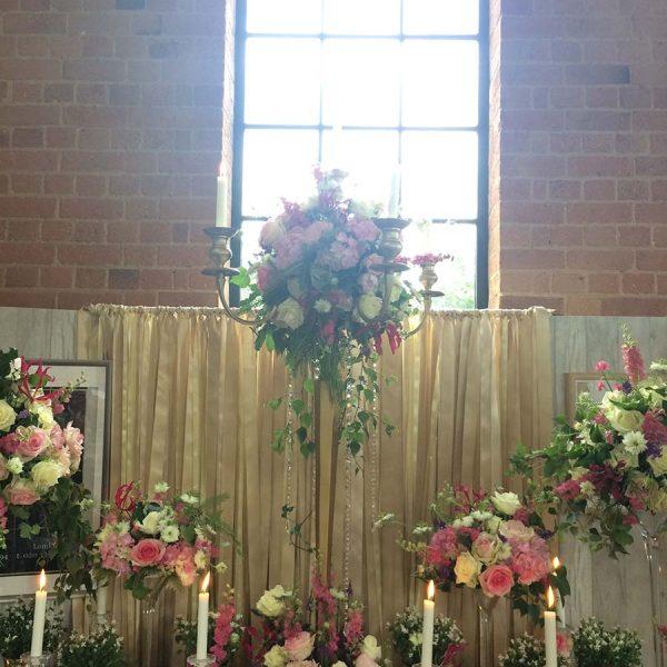 Wedding Flowers By Hiden Floral Design