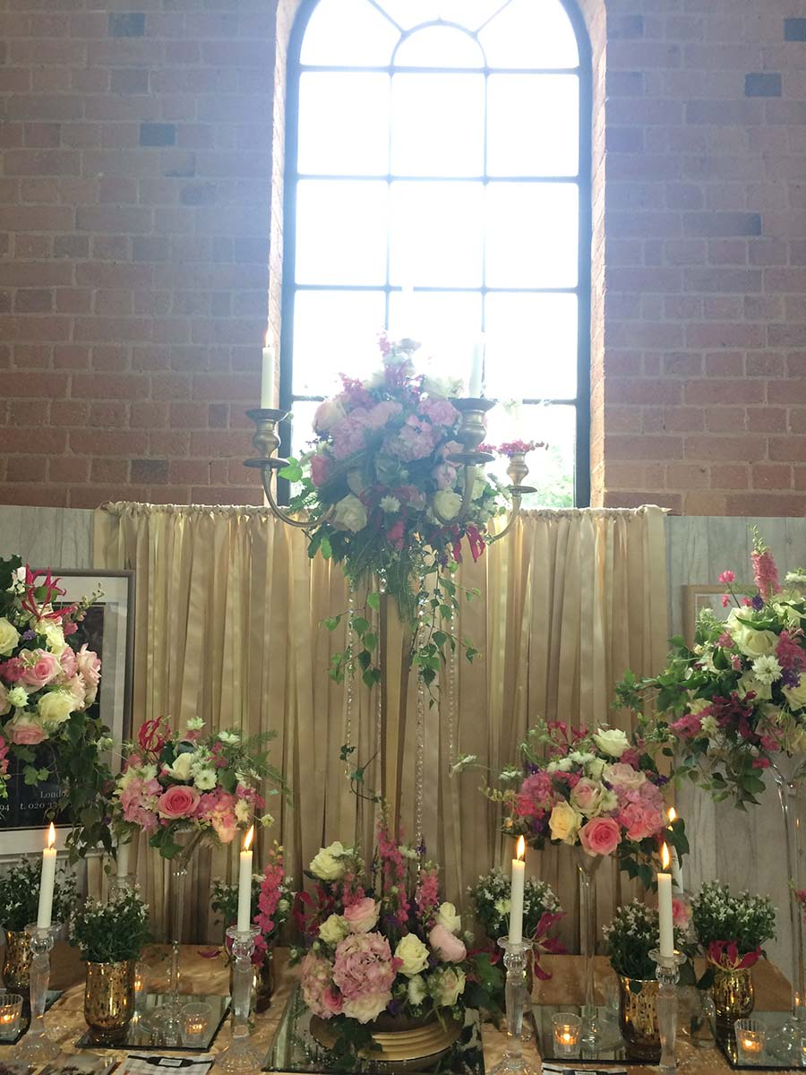 Wedding Flowers By Hiden Floral Design