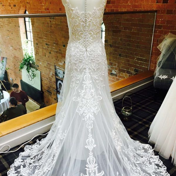 Shade Bridal Wedding Dress