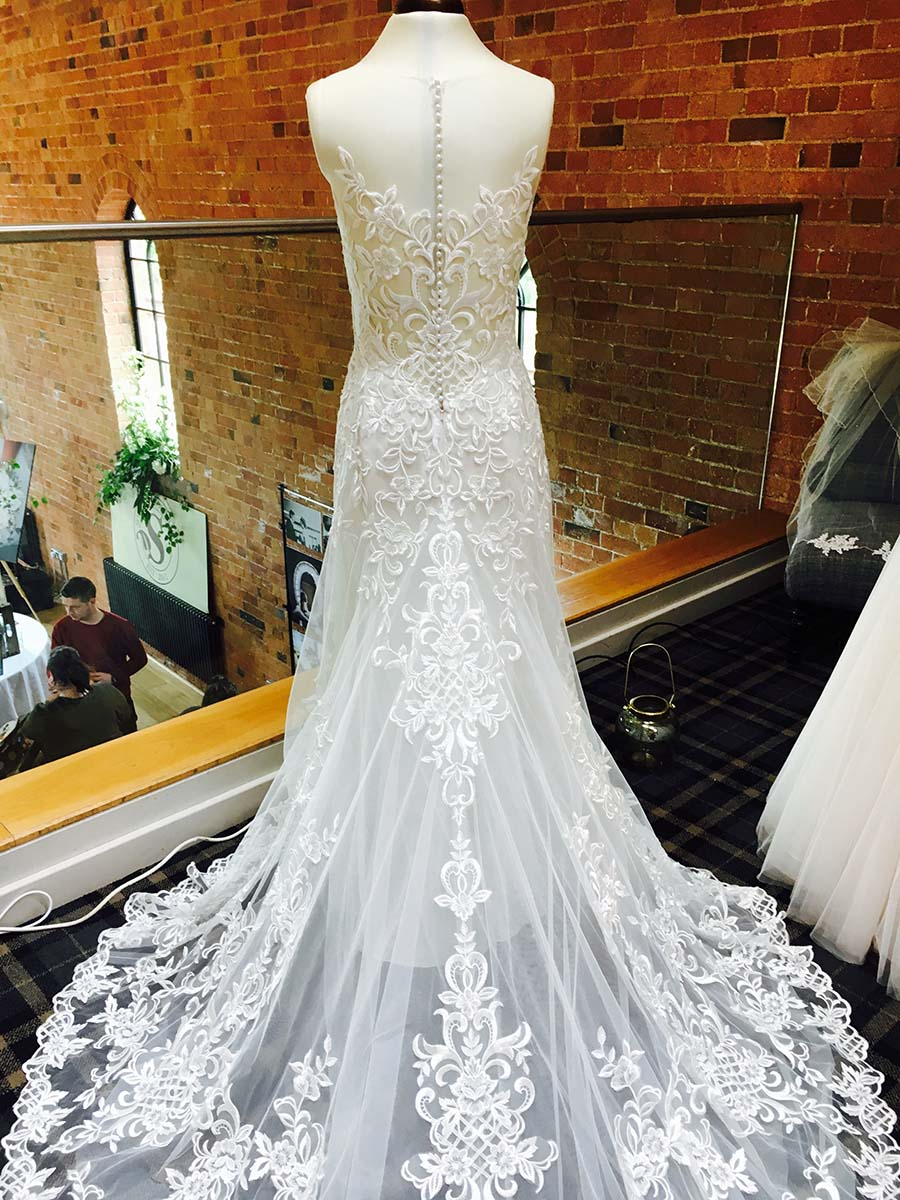 Shade Bridal Wedding Dress