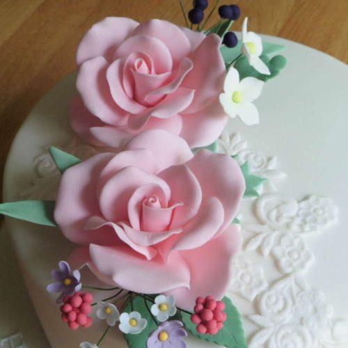 Sugar Flowers By Helen Alborn Cakes