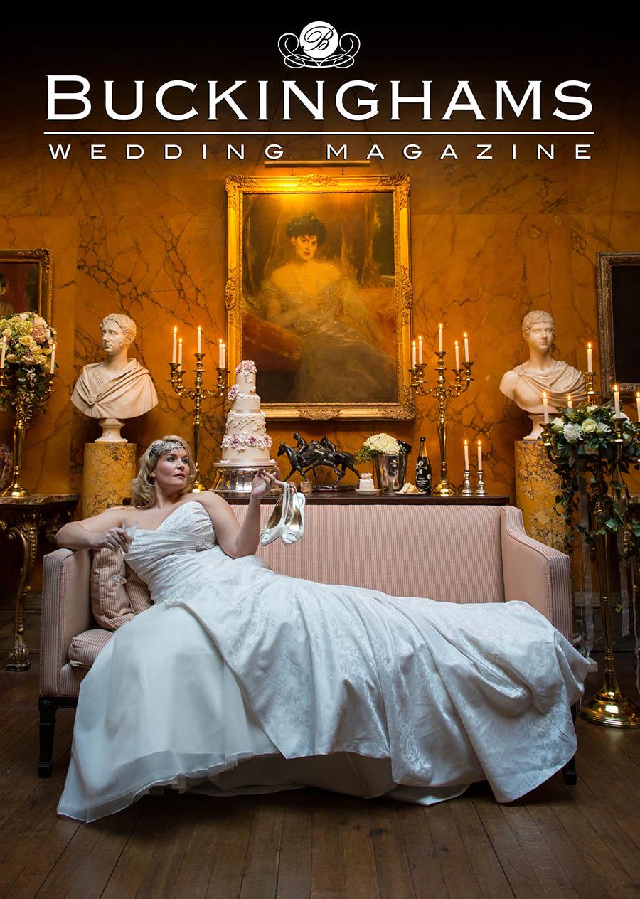 Buckinghams Wedding Magazine, Nina Blakemore, Bride, Styled Shoot,