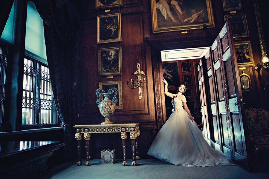 Burghley House Styled Shoot By Dottie Photography