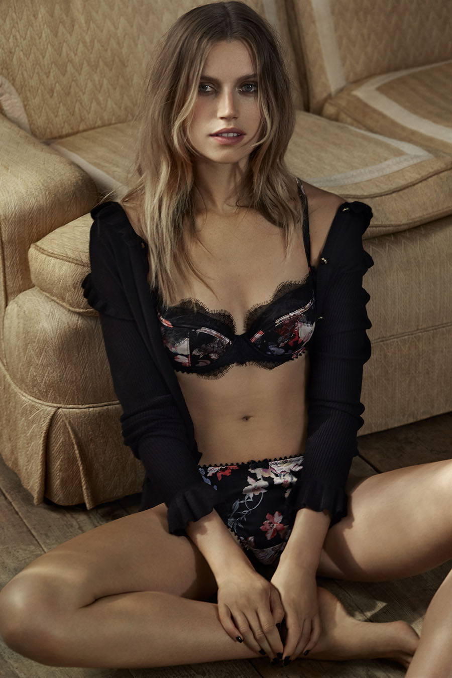 AW17 Lingerie, Somerset By Alice Temperley, John Lewis