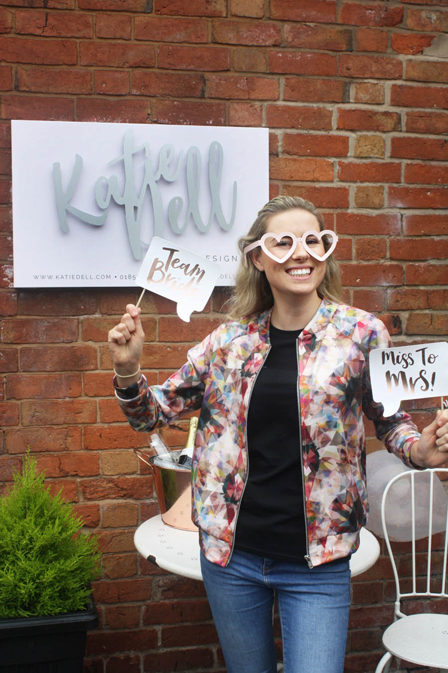 Katie Dell Bridal Boutique Launch