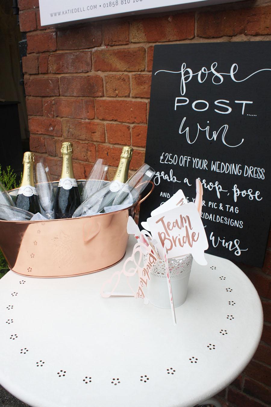 Katie Dell Bridal Boutique Launch