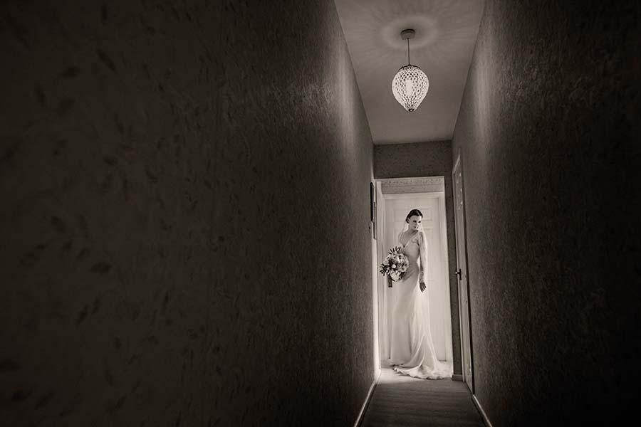 Real Wedding, Prestwold Hall, Bride, Dottie Photography