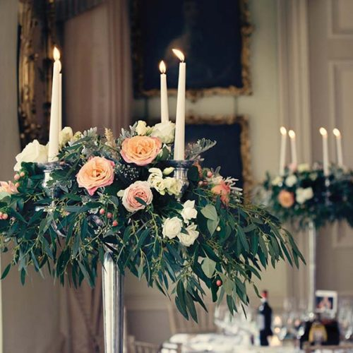 Real Wedding, Prestwold Hall, Flowers, Dottie Photography