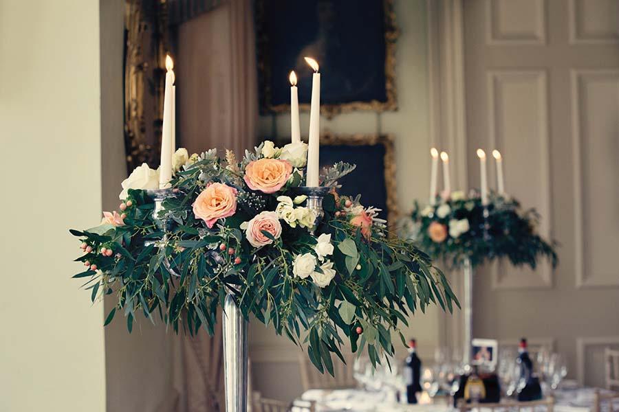 Real Wedding, Prestwold Hall, Flowers, Dottie Photography