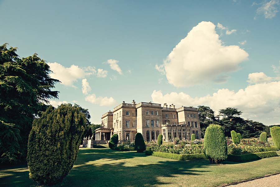Country House Wedding Fair At Prestwold Hall
