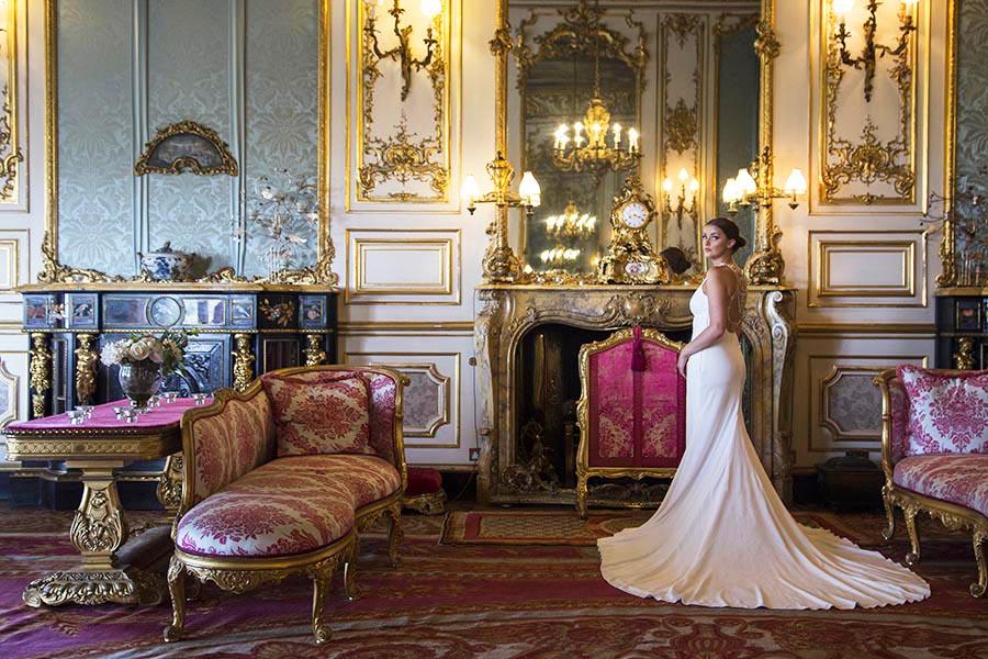 Sophie May Photo, Belvoir Castle