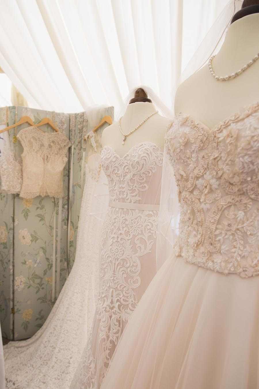 Shade Bridal, The Walled Garden Wedding Fair 2017, Sophie May Photo
