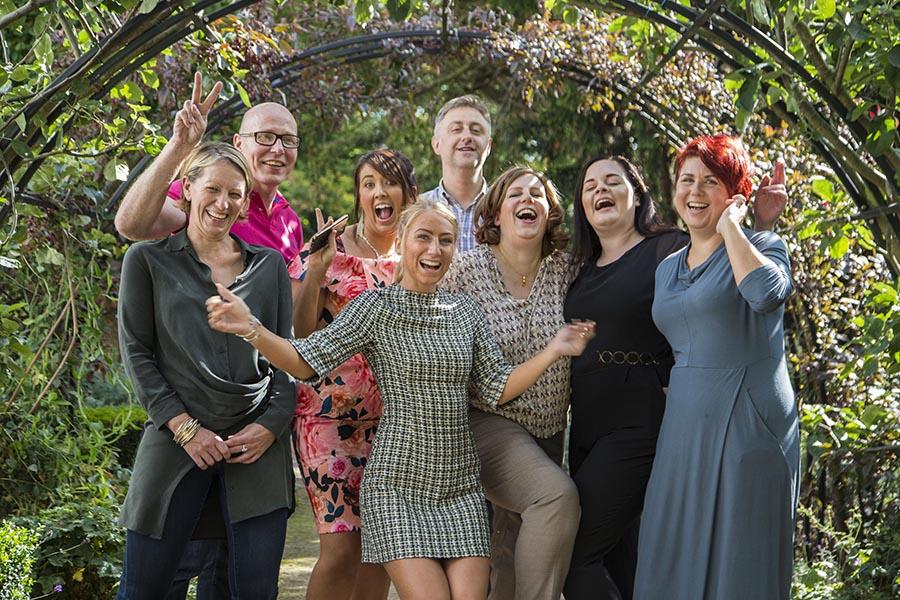 The Walled Garden Wedding Fair 2017