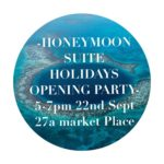 HoneyMoon Suite Holidays Grand Opening!