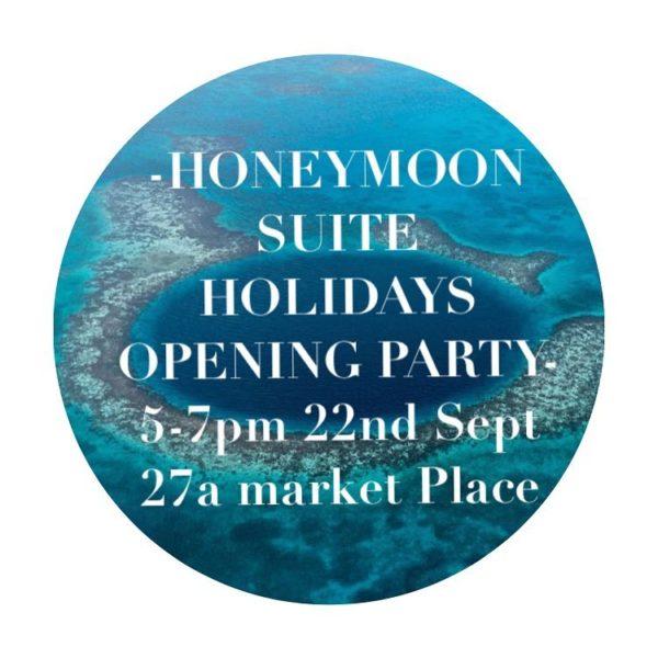 HoneyMoon Suite Holidays Grand Opening!