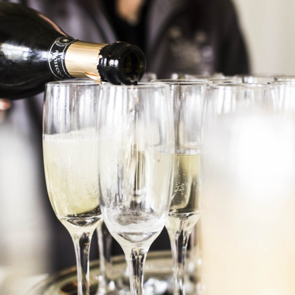 Don't Overspend On Bubbly
