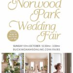 Norwood Park Wedding Fair – Sunday 15 Oct 2017