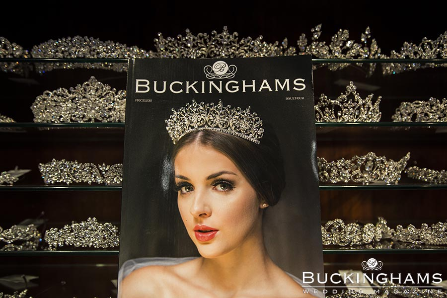 Buckinghams Wedding Magazine At The National Wedding Show, Birmingham, Sophie May Photo