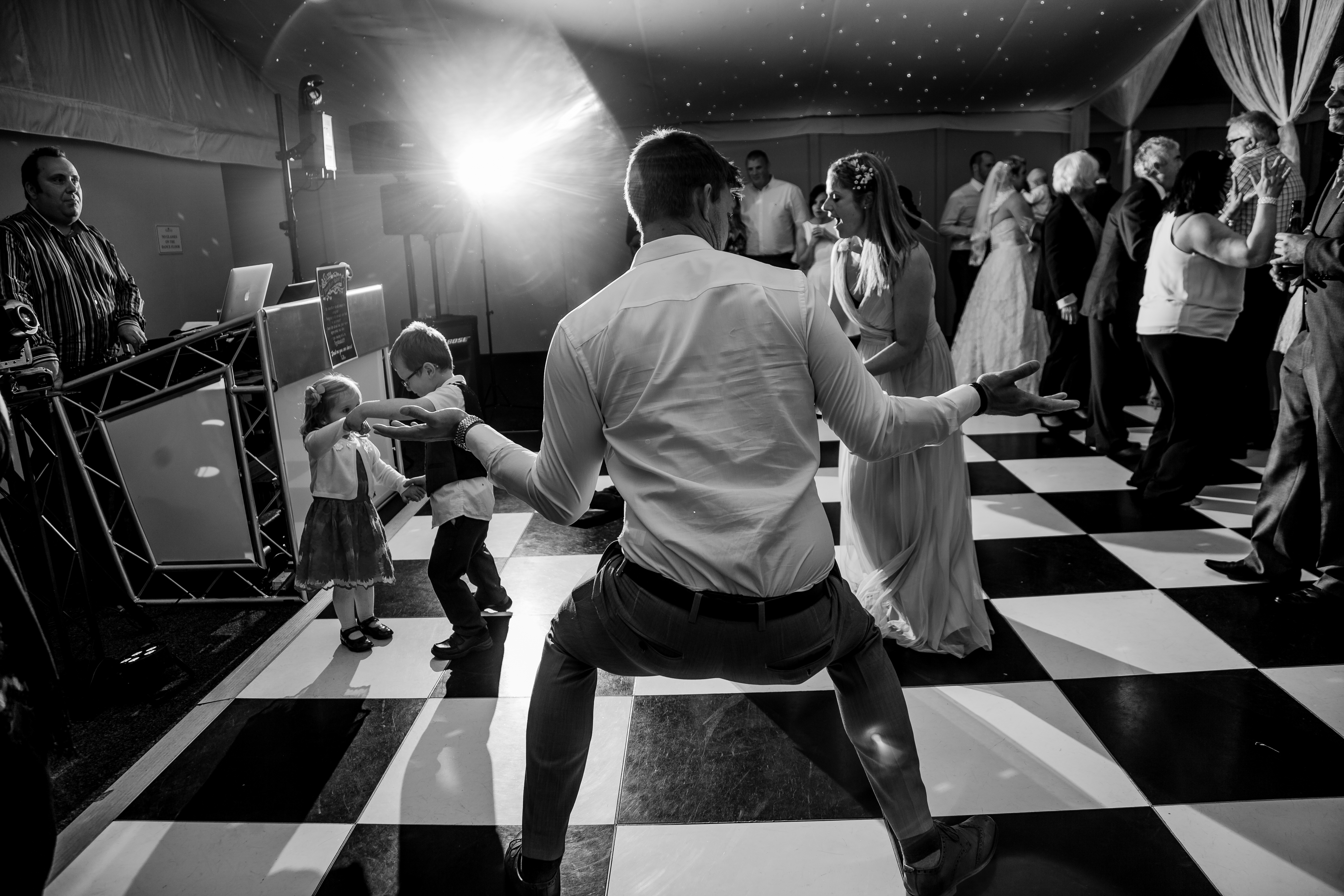 Elite Wedding DJ's