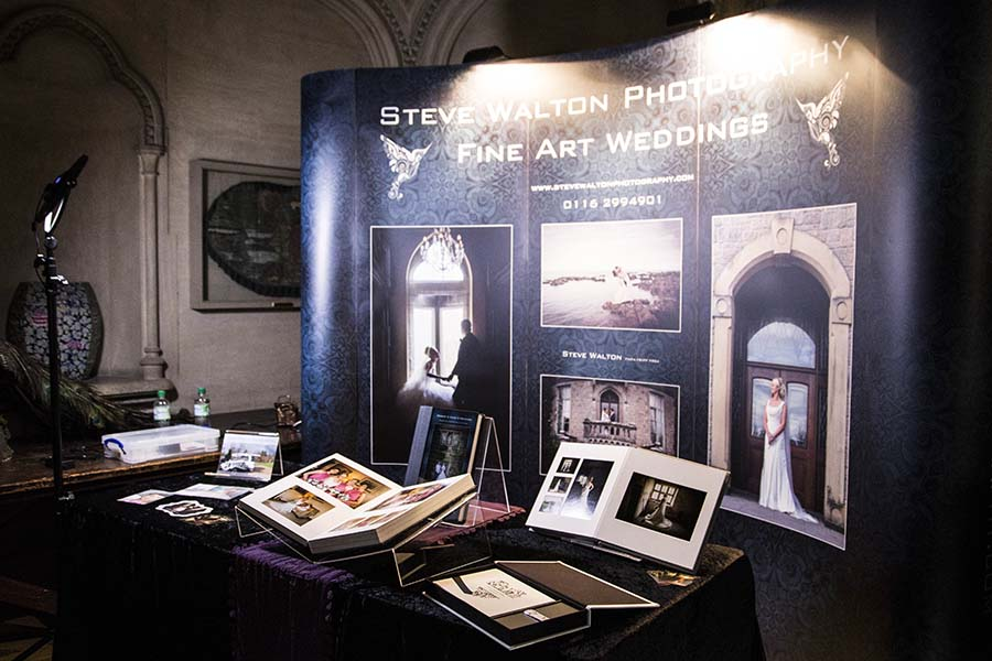 Belvoir Castle Wedding Fair AW17