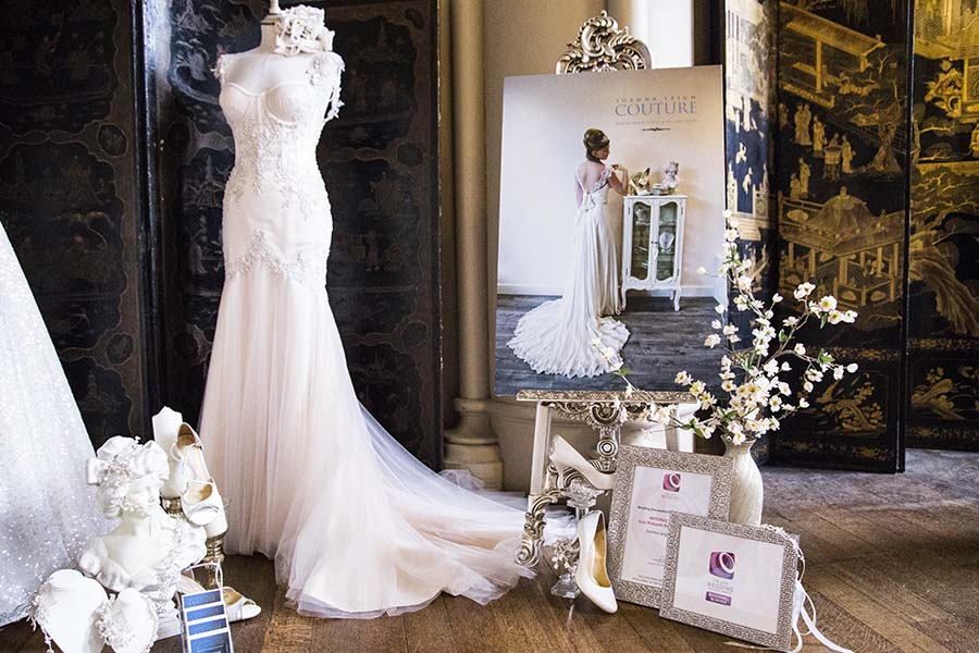 Belvoir Castle Wedding Fair, Nr Grantham, Leicestershire