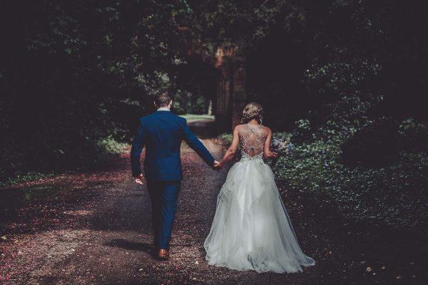 Chris Snowden Photo, Real Wedding, Thrumpton Halll