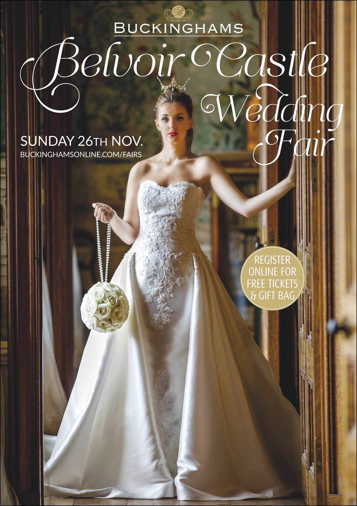Belvoir Castle Wedding Fair