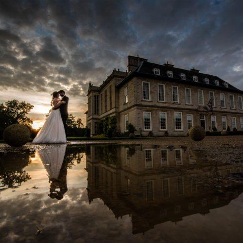 A Stapleford Park Wedding For Shade Bridal